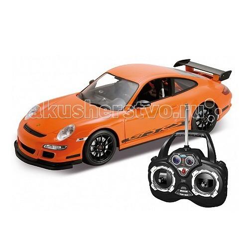Welly Радиоуправляемая модель машины 1:12 Porsche GT3