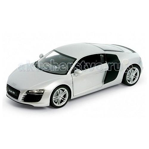 Машины Welly Модель машины 1:24 Audi R8 welly модель машины 1 34 39 audi r8 welly