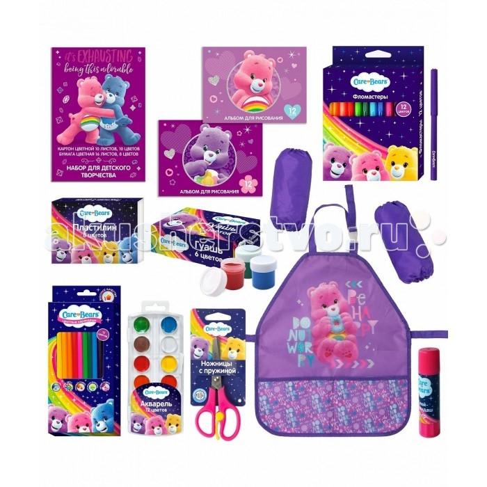 Наборы для творчества Care Bears Набор для творчества 10 предметов 35539, Наборы для творчества - артикул:510761