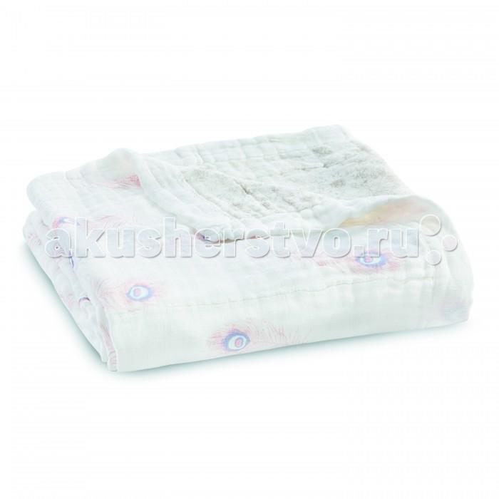 Постельные принадлежности , Одеяла Aden&Anais из бамбука 120х120 см 9323 арт: 511206 -  Одеяла