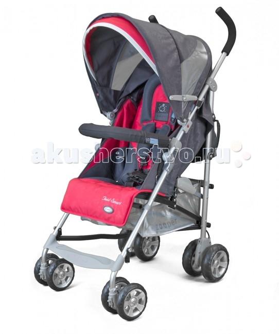 Zooper Бампер-поручень (универсальный)Бампер-поручень (универсальный)Бампер - поручень Zooper подходит к большинству колясок класса трость.   Бампер имеет горизонтальную гибкость за счет чего складывается с коляской и при этом остается жестким для ребенка.<br>