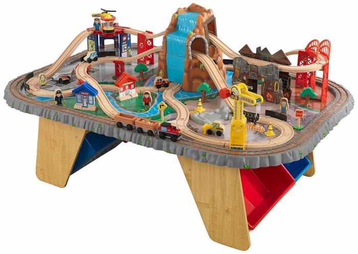 Железные дороги KidKraft Игровой набор Горный тоннель, Железные дороги - артикул:511321