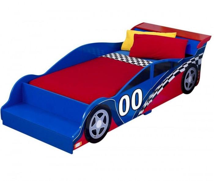 Детская кроватка KidKraft Гоночная машина  (76038_KE)