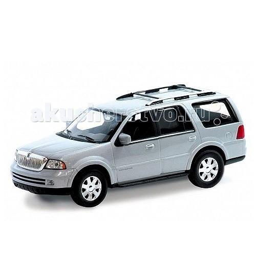 Машины Welly Модель машины 1:35 2005 Ford Lincoln Navigator полезные машины