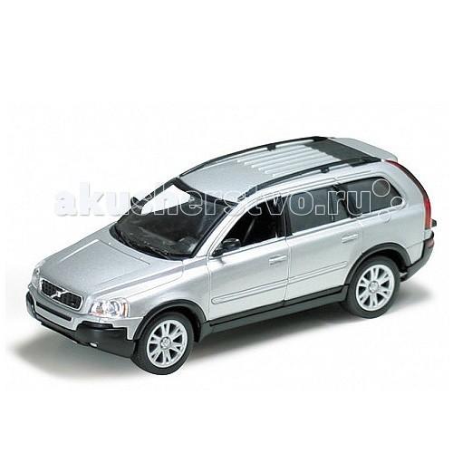 Машины Welly Модель машины 1:32 Volvo XC90 welly volvo xc90 1 32 39884