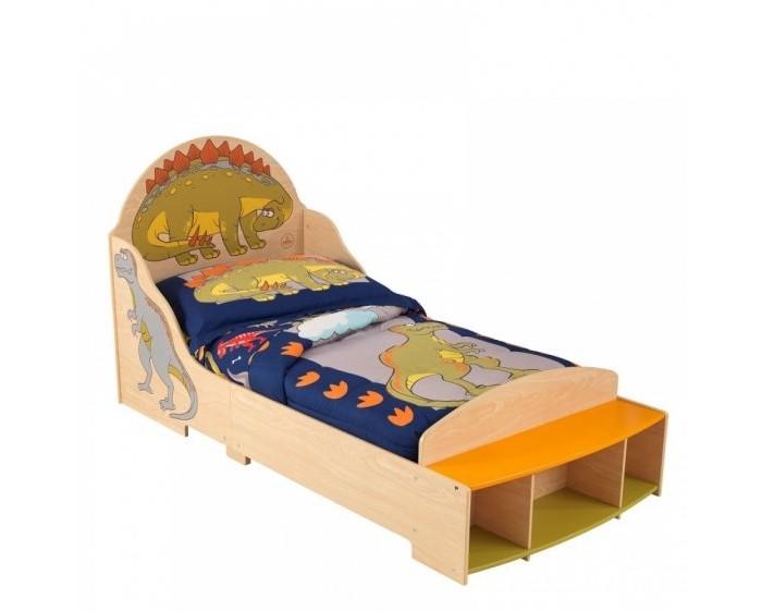 Купить Детские кроватки, Детская кроватка KidKraft Динозавр 86938_KE