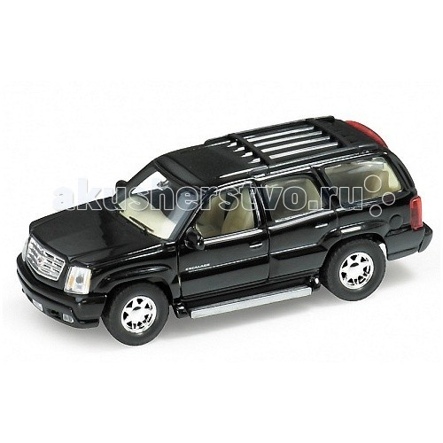 Машины Welly Модель машины 1:34-39 2002 Cadillac Escalade лампа для чтения iculed 14pcs 12v cadillac escalade 02 06