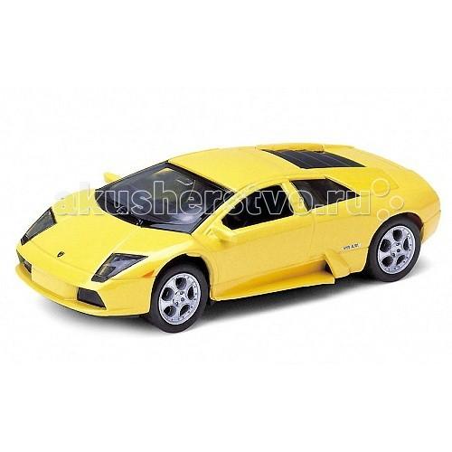 Машины Welly Модель машины 1:34-39 Lamborghini Murcielago welly 42317 велли модель машины 1 34 39 lamborghini murcielago