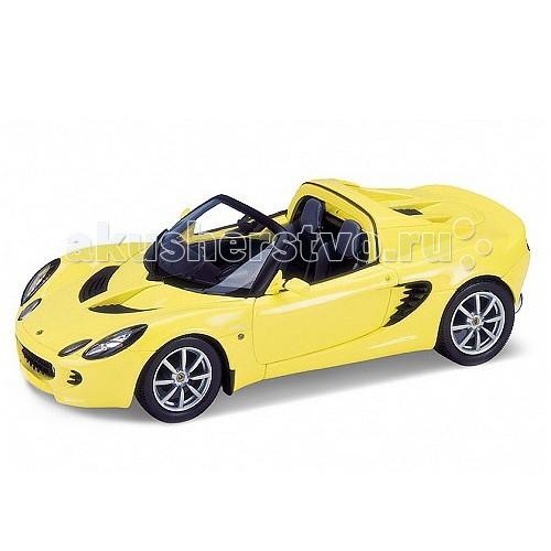 Машины Welly Модель машины 1:34-39 2003 Lotus Elise IIIS машины welly модель машины 1 34 39 lotus t125