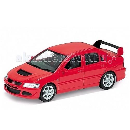 машины Машины Welly Модель машины 1:34-39 Mitsubishi Lancer Evolution VIII
