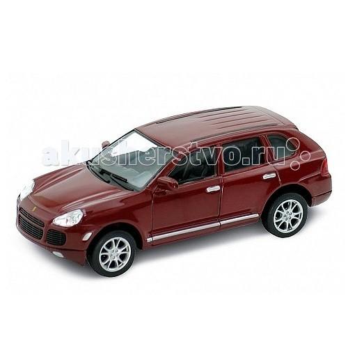 Машины Welly Модель машины 1:34-39 Porshe Cayenne Turbo машины welly модель машины 1 34 39 lotus t125