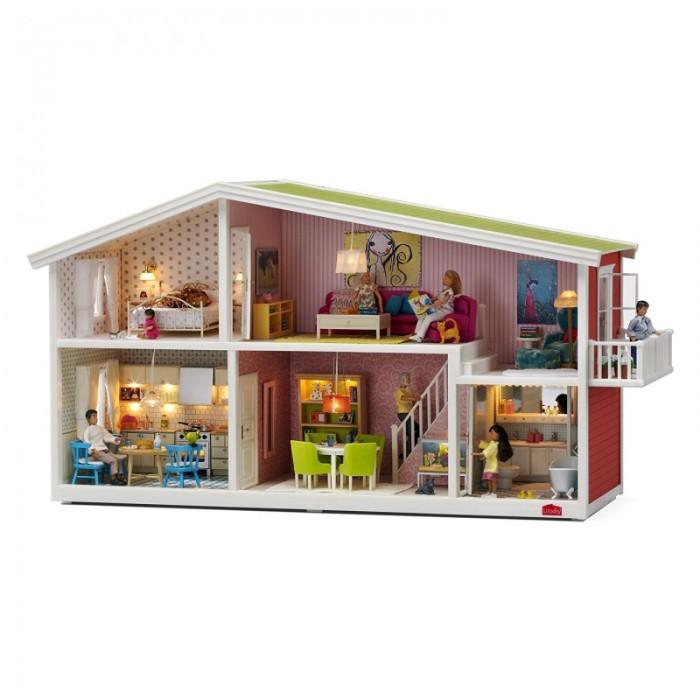 Купить Кукольные домики и мебель, Lundby Классический кукольный домик