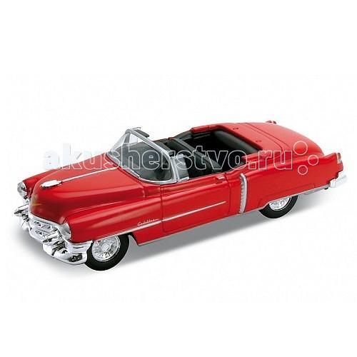 Машины Welly Модель винтажной машины 1:34-39 Cadillac Eldorado 1953 welly модель машины 1 34 39 2002 cadillac escalade красная 42315