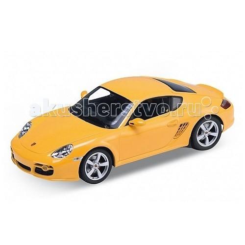 Машины Welly Модель машины 1:34-39 Porsche Cayman S siku модель автомобиля porsche cayman