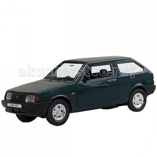 цены Машины Welly Модель машины 1:34-39 Lada 2108