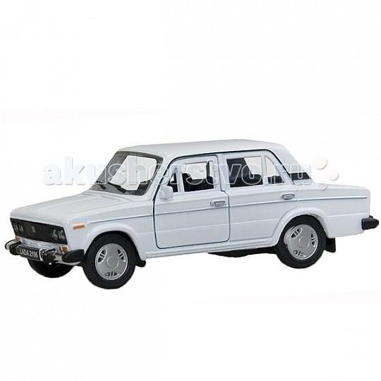 Машины Welly Модель машины 1:34-39 Lada 2106 полезные машины