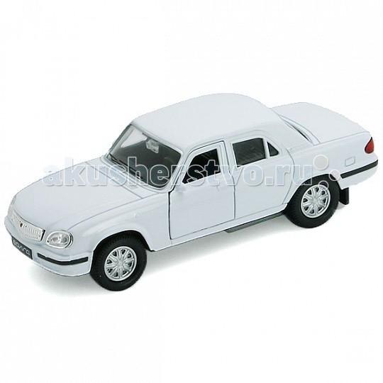 Машины Welly Модель машины 1:34-39 Волга брелок для машины рено