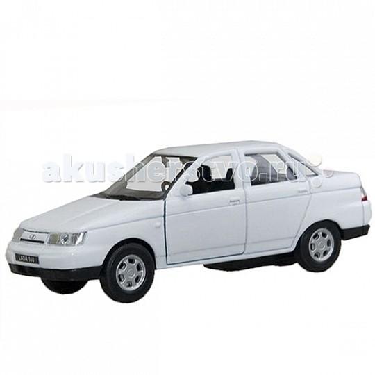машины Машины Welly Модель машины 1:34-39 Lada 110