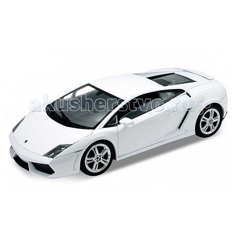 Машины Welly Модель машины 1:34-39 Lamborghini Gallardo машины motormax модель автомобиля lamborghini gallardo масштаб 1 60