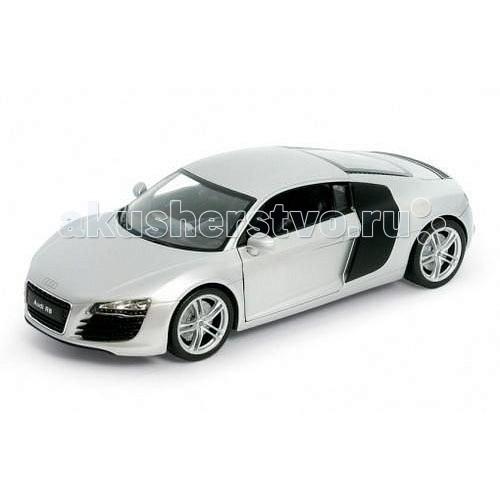 Машины Welly Модель машины 1:34-39 Audi R8 welly модель машины 1 34 39 audi r8 welly