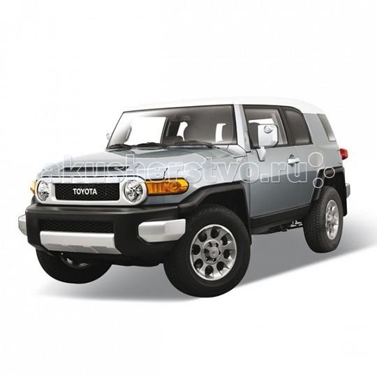 машины Машины Welly Модель машины 1:34-39 Toyota FJ Cruiser