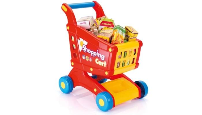 Ролевые игры Dolu Игровой набор тележка с продуктами ролевые игры playgo игровой набор бытовой техники с тостером
