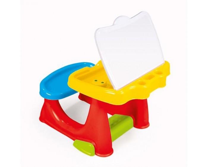 Пластиковая мебель Dolu Парта со скамейкой и открывающейся столешницей DL_7066