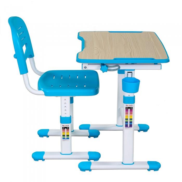 Купить FunDesk Парта со стулом Piccolino II в интернет магазине. Цены, фото, описания, характеристики, отзывы, обзоры