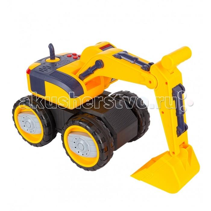 Машины Игруша Экскаватор строительный