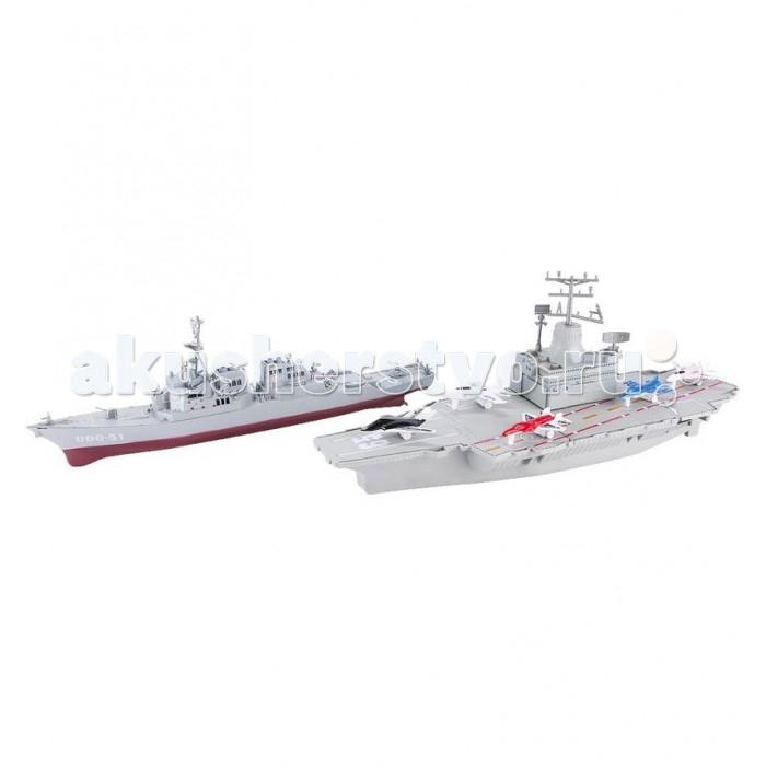 Игровые наборы Игруша Игровой набор Военный корабль 2 шт., Игровые наборы - артикул:513446