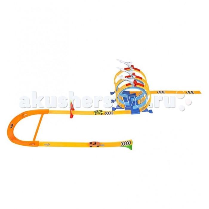 Машины Игруша Автотрек (5 петель) автотрек игруша i 68806