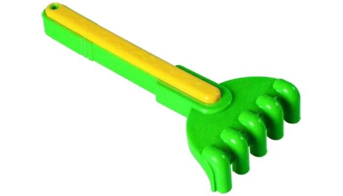 Игрушки в песочницу Нордпласт Грабли со вставкой грабли fit 76958
