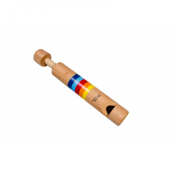 Музыкальные игрушки Flight Свисток деревянный FWW-2 музыкальные игрушки spiegelburg деревянный свисток 86600