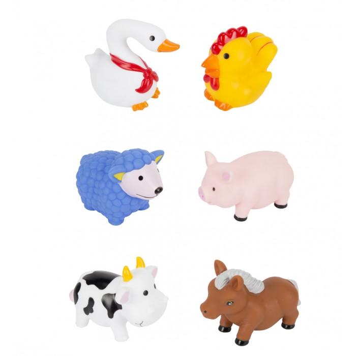 Игрушки для ванны Игруша Набор для купания Ферма игрушки для ванны игруша набор для ванны уточки