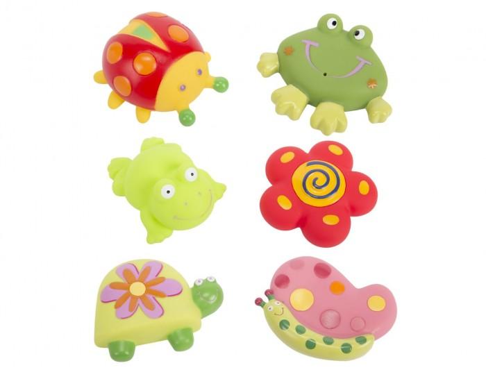 Игрушки для ванны Игруша Набор для купания Цветной мир игрушки для ванны игруша набор для ванны уточки