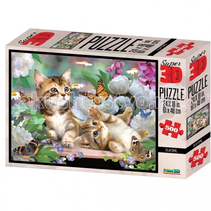Пазлы Prime 3D Пазл Время играть, Пазлы - артикул:513836