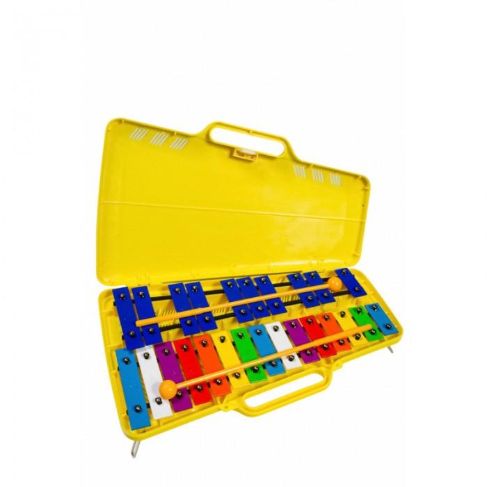 Музыкальные игрушки Flight Металлофон 25 тонов, Музыкальные игрушки - артикул:513881