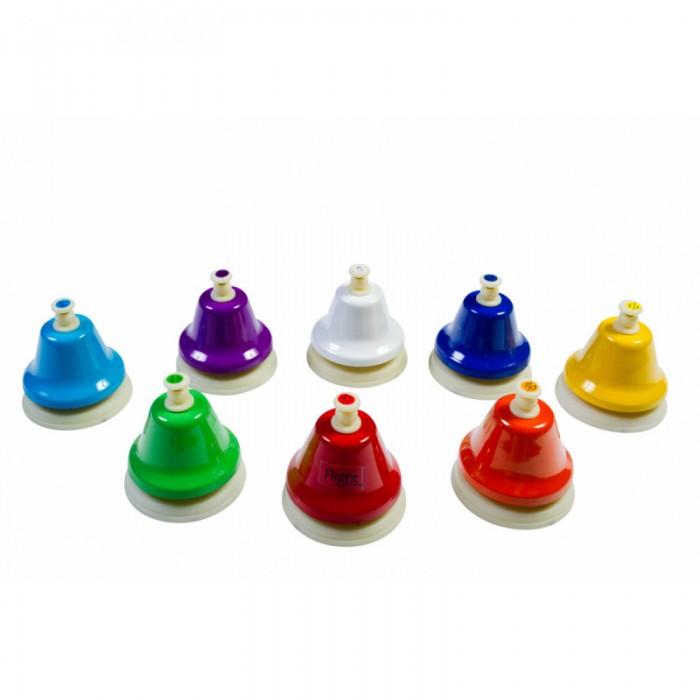 Музыкальные игрушки Flight Набор колокольчиков (8 нот), Музыкальные игрушки - артикул:514076