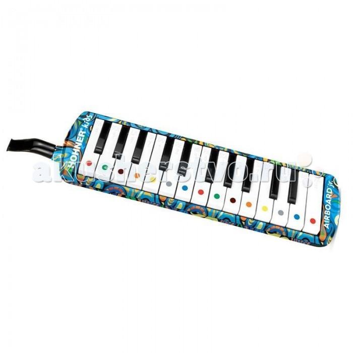 Музыкальные игрушки Flight Духовая мелодика Airboard Junior, Музыкальные игрушки - артикул:514111