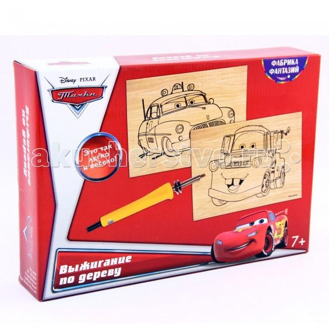 Наборы для творчества Disney Набор для выжигания с прибором Самолеты: Шериф и Мэтр наборы для творчества disney набор для выжигания с прибором эльза и анна