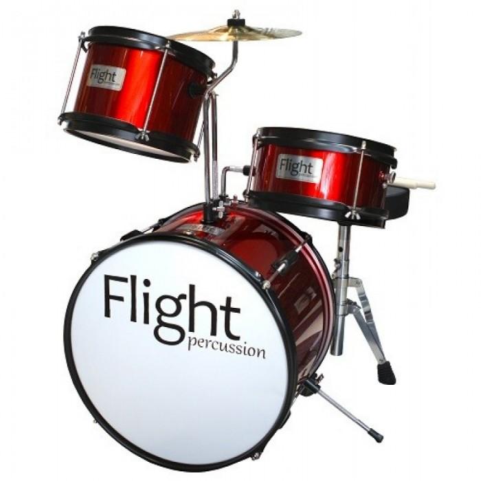 Музыкальные игрушки Flight Барабанная установка уменьшенная flight fthp 14