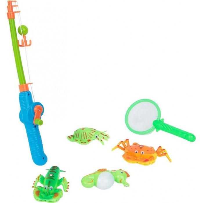Игрушки для ванны Игруша Набор для ванны Рыбалка ZH-2269B игрушки для ванны игруша заводная игрушка для ванны i3363 i3328