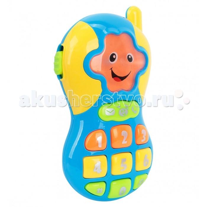 Электронные игрушки Игруша Сотовый телефон сотовый телефон lg stylus 3 m400dy