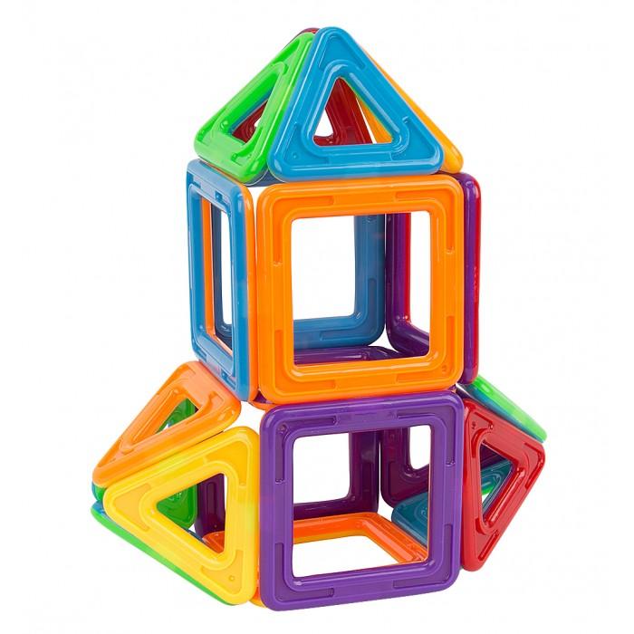 Конструкторы Игруша Магический магнит 28 деталей конструкторы игруша геометрические блоки 18 деталей