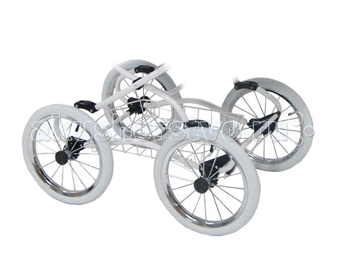 Аксессуары для колясок Reindeer Колесо 35 см белый 1 шт. reindeer для wiklina и lily