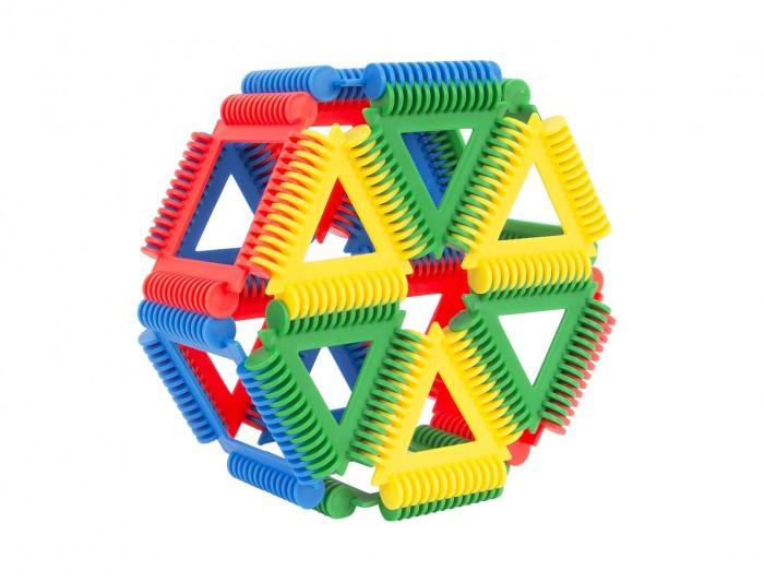 цены Конструкторы Игруша Геометрические блоки 18 деталей