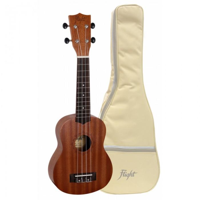 Купить Музыкальные инструменты, Музыкальный инструмент Flight Укулеле сопрано NUS 310