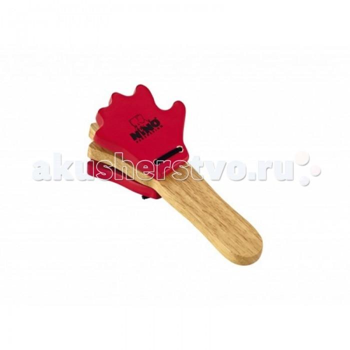Музыкальные игрушки Meinl Ручные кастаньеты NINO585 meinl pm2bg