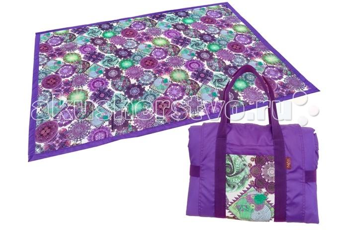 Сумки для мамы OnlyCute Сумка и коврик Подарок Мага фиолетовый, Сумки для мамы - артикул:515101