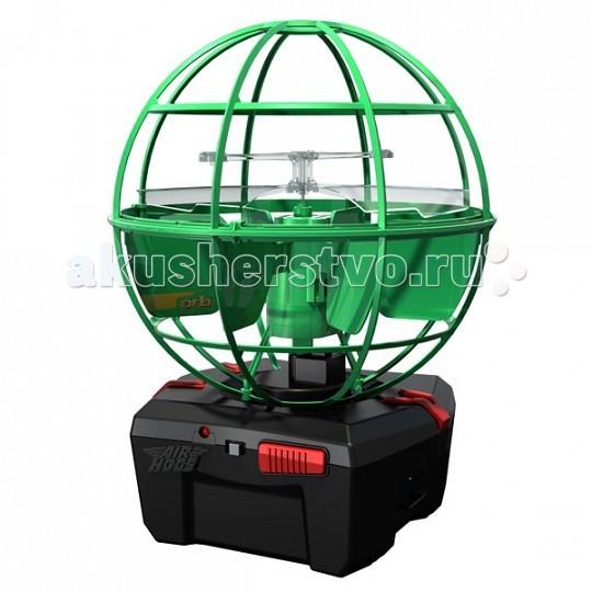 Air Hogs Летающий шар 44475Летающий шар 44475Удивительная игрушка Летающий шар 44475 из серии Airhogs подарит незабываемое время игры Вам и Вашему ребенку!   У шара существует уникальная способность - не соприкасаться в полете с поверхностью!  Благодаря специальным сенсорам игрушка держит дистанцию от поверхностей.  С помощью любой части тела можно задавать траекторию полета Летающего шара. Игрушка не радиоуправляема.  Играть в Atmosphere можно целой компанией, направляя его между участниками.  Особенности игрушки: Благодаря специальным сенсорам держит дистанцию от поверхностей Управляется любой частью тела без радиоуправления Игрушка заряжается в отключенном состоянии на зарядном устройстве – подставке.  Для работы необходимо 6 AA батареек.<br>